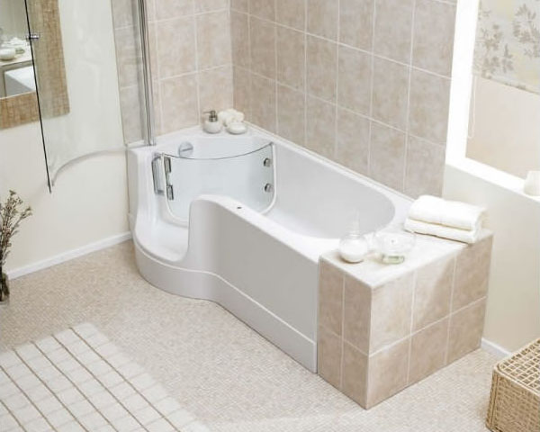 Ada handicapped accessibility ace plumbing inc for Plumbers bathroom renovations