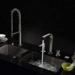 Striking-Black-Cloaked-Minimalist-Kitchen-Sinks-By-Dornbrach