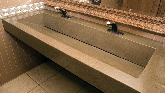 Restroom Sink 01b   Ace Plumbing Inc.